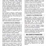 journal de greve n° 10