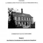 rapport commissaire plu