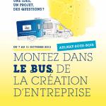 bus creation entreprise
